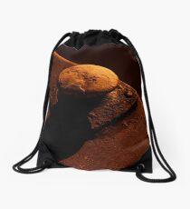 Umber Drawstring Bag