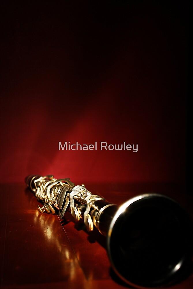 Clarinet by Michael Rowley