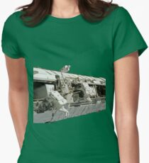 ISS Women's Fitted T-Shirt