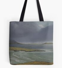 View from Knockamany bends,Co Donegal. Tote Bag