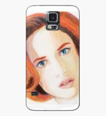 Scully Case/Skin for Samsung Galaxy
