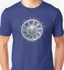 Air Cooled Fan  Unisex T-Shirt
