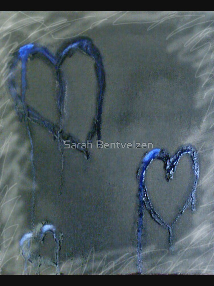 Lonely Blue Hearts - Alt by sarahbentvelzen