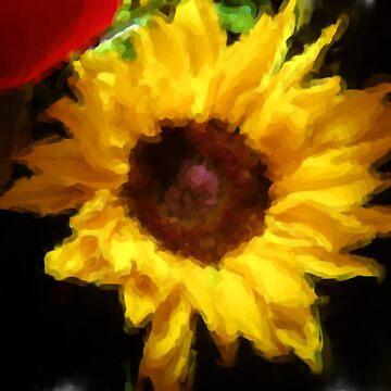 Sunflower  by KCavender