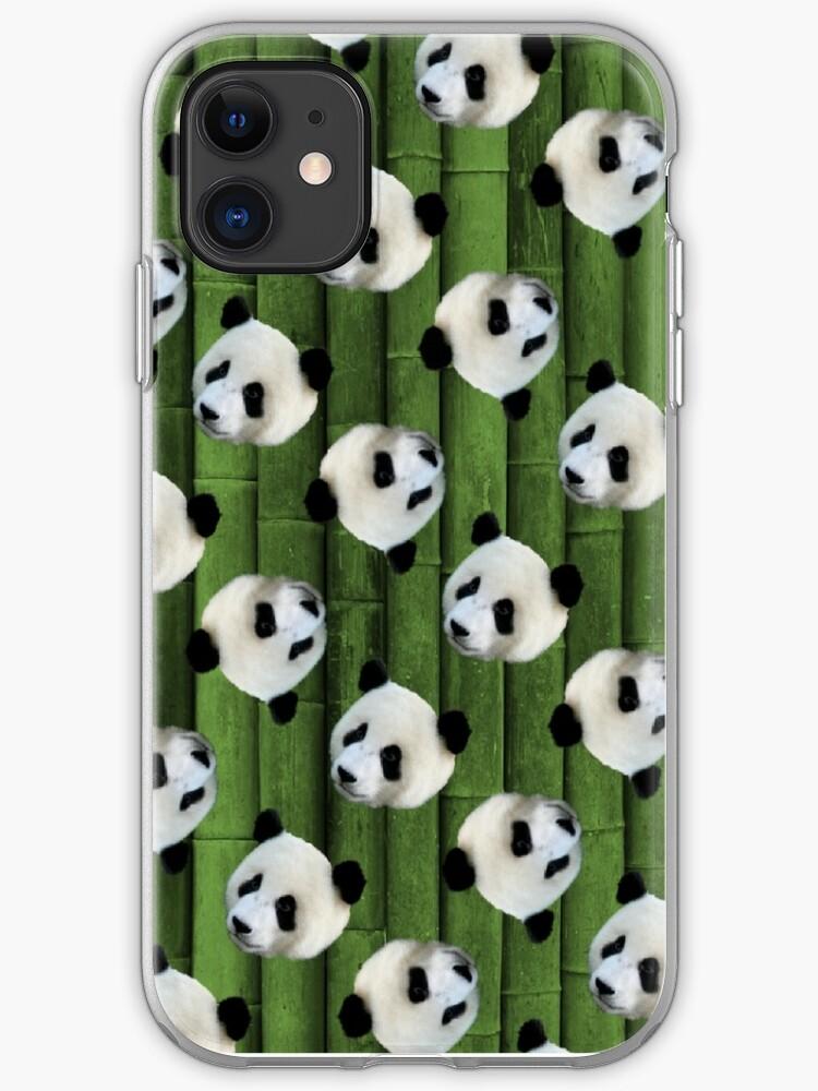 Whole Lotta Panda iphone case