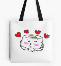 Sushi lover Tote Bag