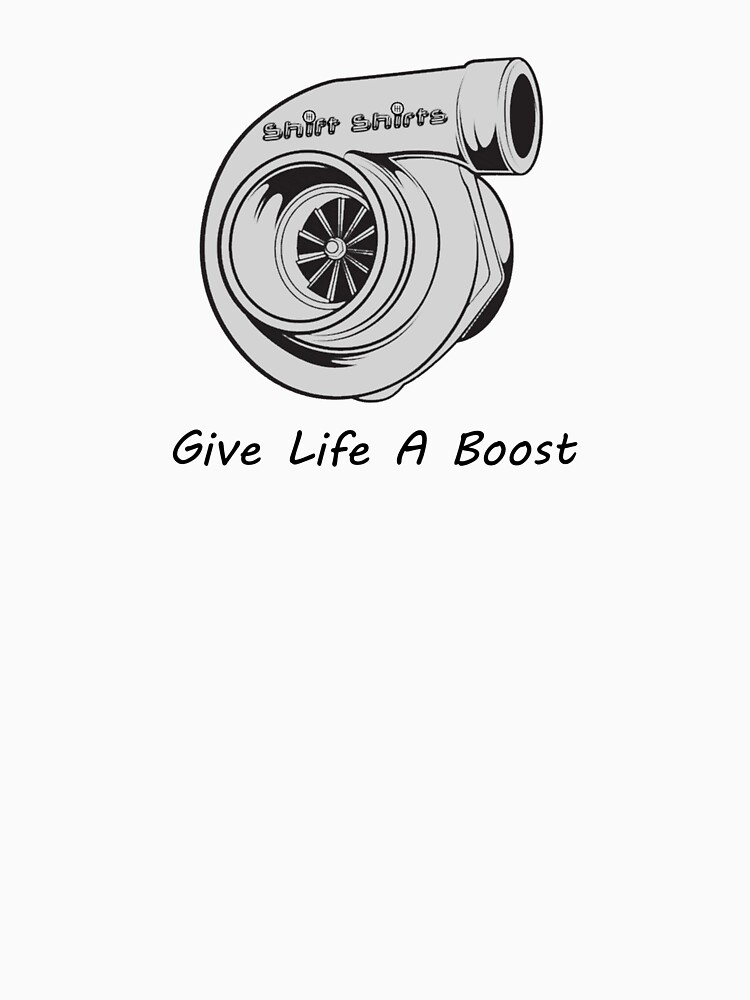 Life Coach - Turbo Boost Inspired by ShiftShirts