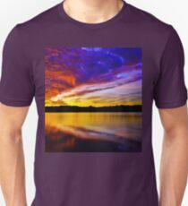 Burning sky 2 T-Shirt