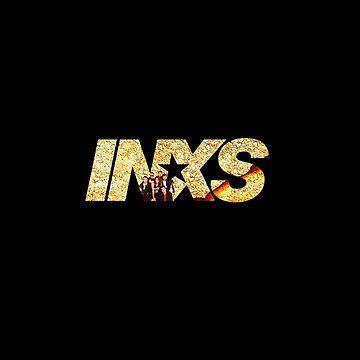 INXS — Gold logo by MichailoAvilov