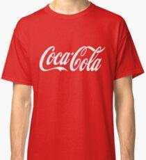 Coca Cola Logo Classic T-Shirt