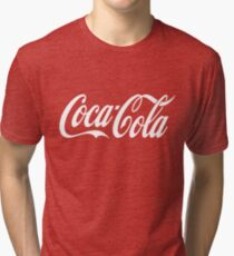 Coca-Cola-Logo Vintage T-Shirt