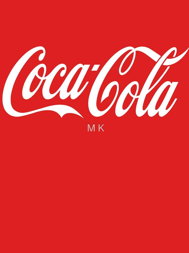 Coca-Cola-Logo von Moiza