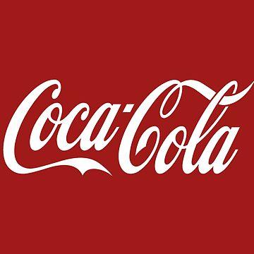 Coca Cola Logo by Moiza