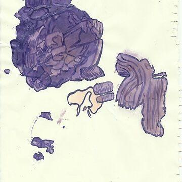 Lavender Bunch by CashmereKitty