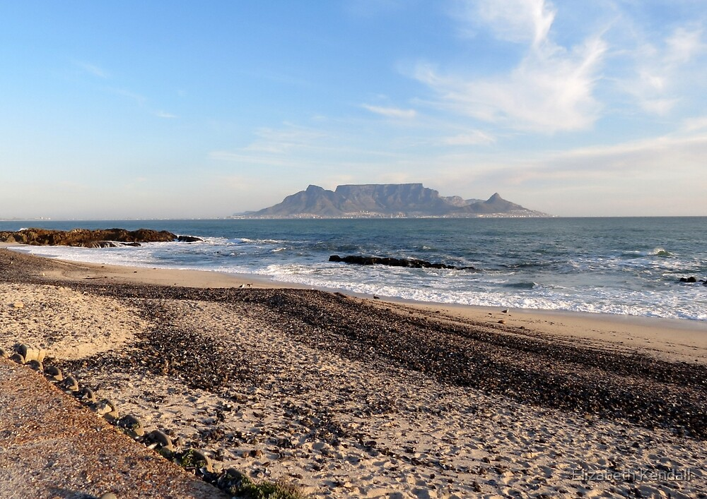 Table Mountain by Elizabeth Kendall