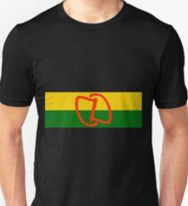 DDA RGG Flag Unisex T-Shirt