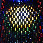 Coventry Cathedral Baptistry Window by lezvee