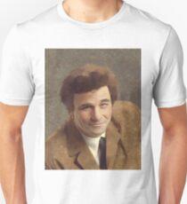 Peter Falk as Columbo Unisex T-Shirt