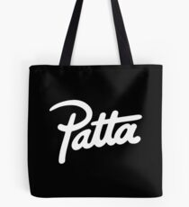 patta fashion Tote Bag