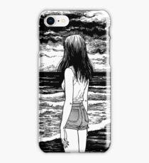 Uzumaki – Sea iPhone Case/Skin