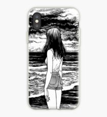 Uzumaki – Sea iPhone Case