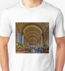 Boston Public Library Unisex T-Shirt