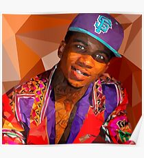 Lil B Mixtape Design & Illustration Posters | Redbubble