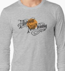 harvest neil young Long Sleeve T-Shirt