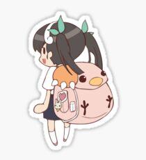 Monogatari – Snail Sticker