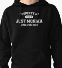 JUST MONICA Pullover Hoodie