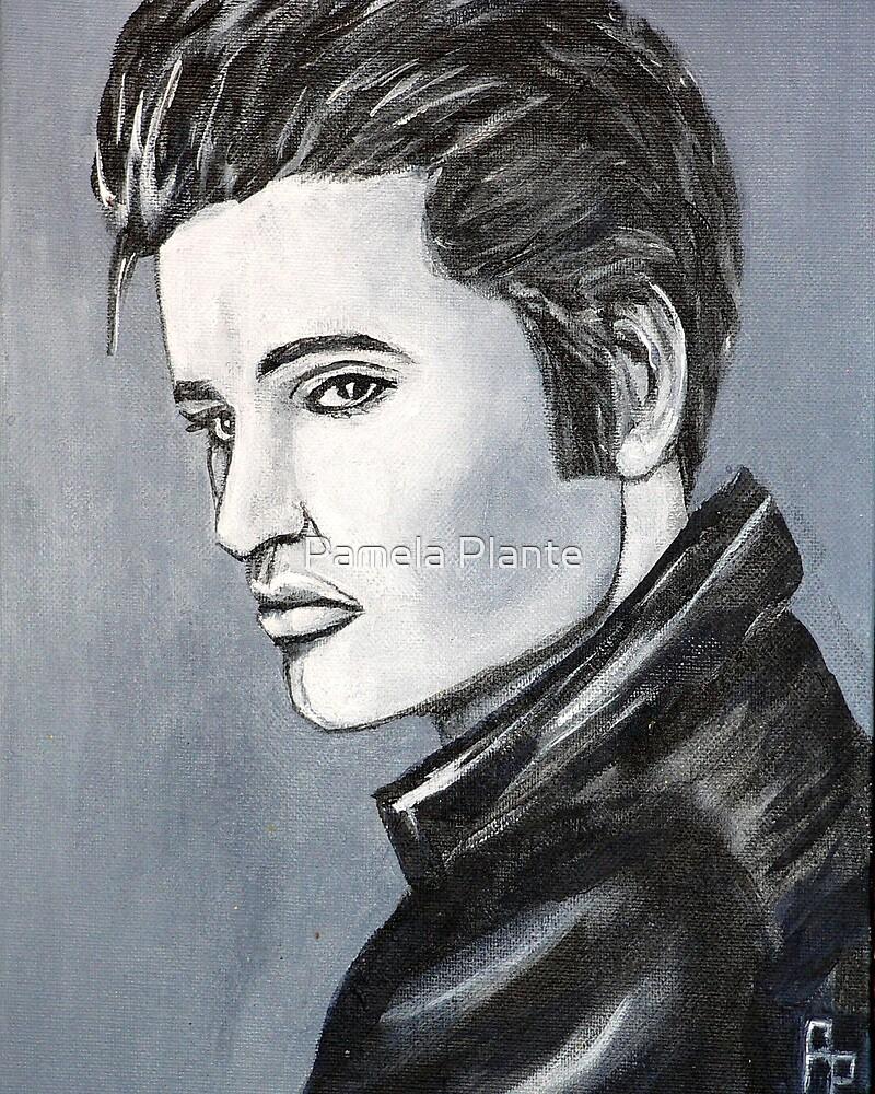 Elvis The King by Pamela Plante