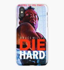 DIE HARD 33 iPhone Case