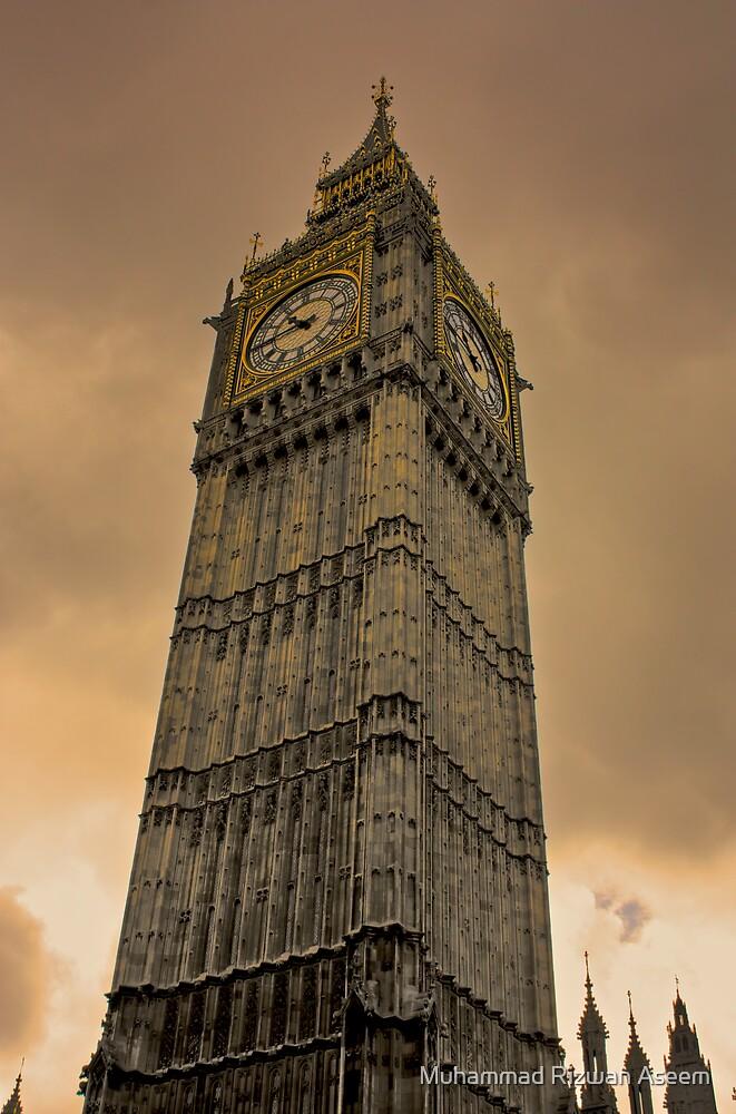 Big Ben by Muhammad Rizwan Aseem