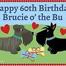 Happy 60th Brucie © Bonnie Portraits by BonniePortraits