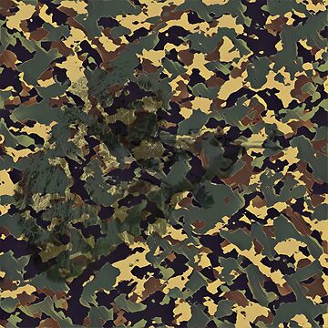 SNIPER CAMOUFLAGE  by Matterotica