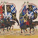 German Princes of Bavaria and Saxony by edsimoneit