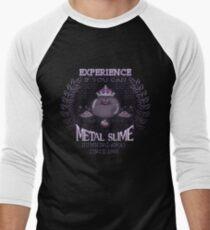 Slime Metal Men's Baseball ¾ T-Shirt