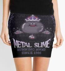 Slime Metal Mini Skirt