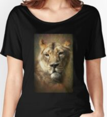 Starsign -Leo Women's Relaxed Fit T-Shirt