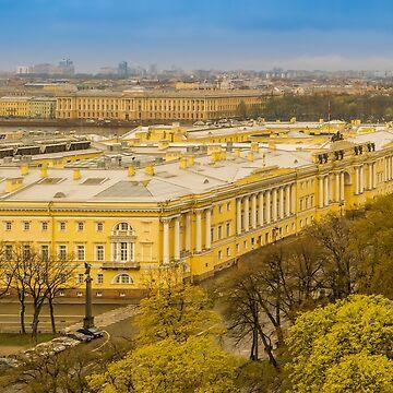Presidential Library by LudaNayvelt