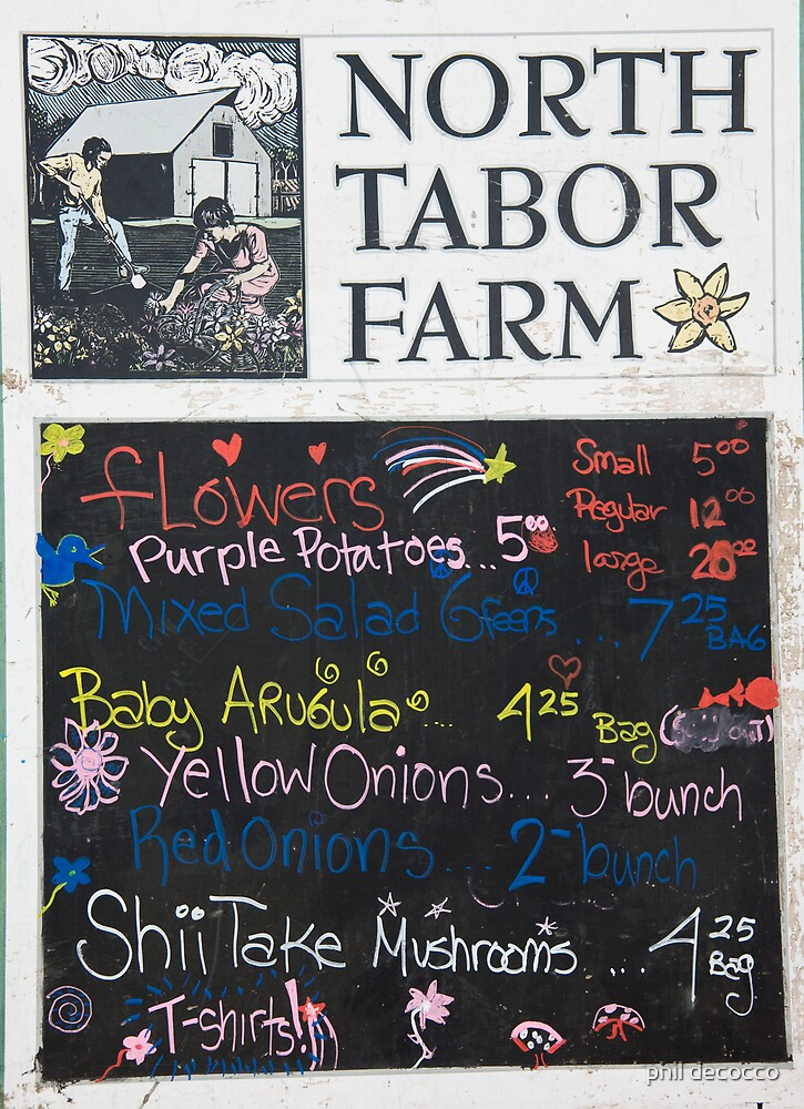 North Tabor Farms by phil decocco
