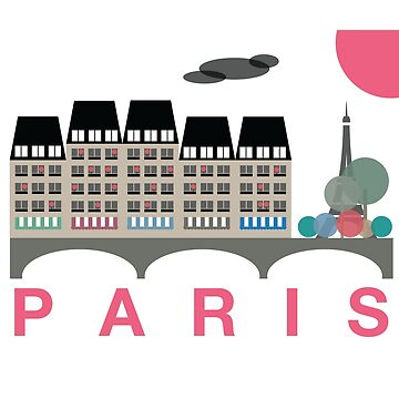 Paris Scene by designkitsch