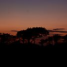 Gwendraeth Valley Savanna Sunset   by Stephen Peters