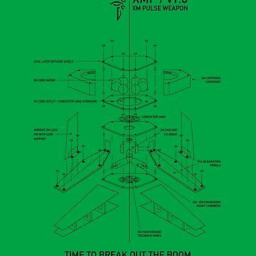 ingress : XMP blueprint / variant e by precociousmouse