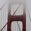 Golden Gate in July by CherylBee