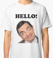 Mr Bean - Hello Classic T-Shirt