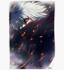 Kaneki Ken/One eyed King  Poster