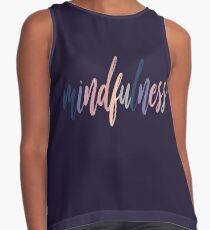Mindfulness Sleeveless Top