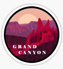 Iconic Canyon Sticker