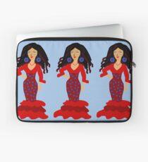 Flamenco girl Laptop Sleeve